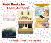 Read Books by Local Authors