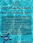Tour of Lake Ray Hubbard 6-19-2021